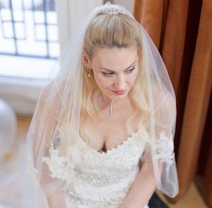 delicate bridal accessories