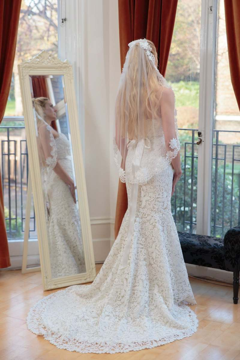 bridal fitting appointment