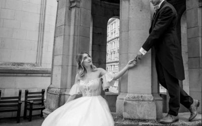 Victorian wedding romance at the heart of London